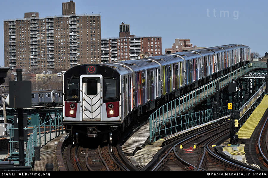 MTA: Castle Hill Ave, Middletown Road 6-Train Stations Set To ...